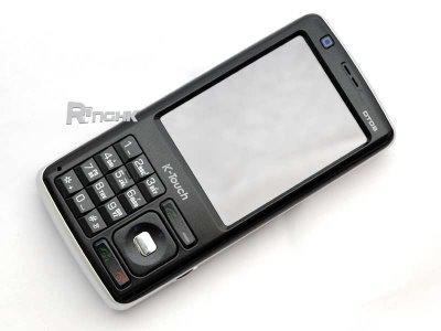Fisik DT08 lumayan besar mungkin basenya memang PDA lumayan deh